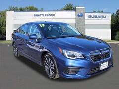 Used 2019 Subaru Legacy 2.5i Premium Sedan Brattleboro Vermont