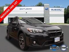 Used 2018 Subaru Crosstrek 2.0i Premium SUV Brattleboro Vermont