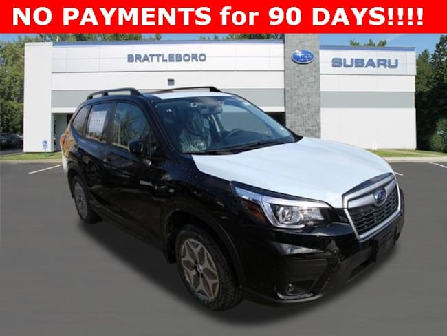 New 2020 Subaru Forester Premium SUV in Bangor