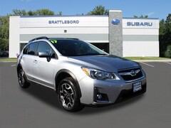 Certified 2017 Subaru Crosstrek 2.0i Premium SUV in Brattleboro, VT