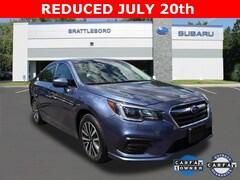 Used 2018 Subaru Legacy 2.5i Premium Sedan in Brattleboro, VT
