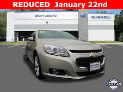 Used 2014 Chevrolet Malibu LT 2LT Sedan in Brattleboro, VT