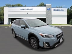 New 2020 Subaru Crosstrek Hybrid SUV in Brattleboro, VT