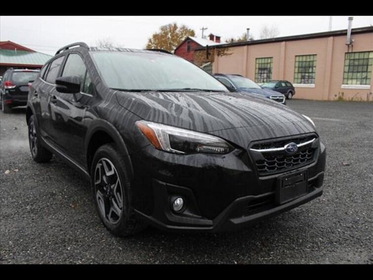 New 2019 Subaru Crosstrek 2.0i Limited SUV Brattleboro Vermont