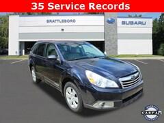 Used 2012 Subaru Outback 2.5i Premium SUV in Brattleboro, VT