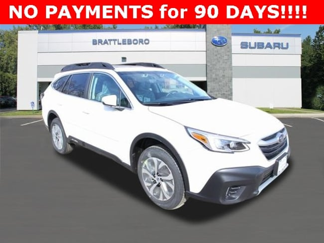 New 2020 Subaru Outback Limited SUV in Bangor