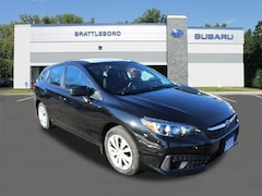 New 2020 Subaru Impreza Base Model 5-door in Brattleboro, VT