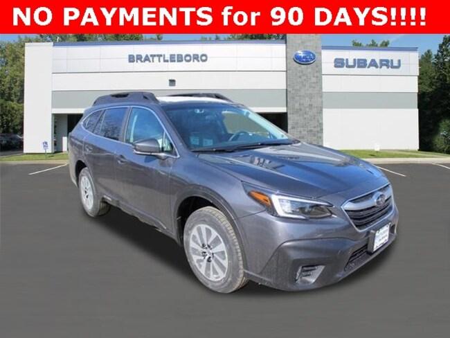 New 2020 Subaru Outback Premium SUV in Bangor