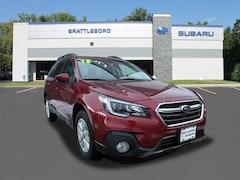 Used 2018 Subaru Outback 2.5i Premium SUV Brattleboro Vermont