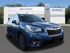 New 2019 Subaru Forester Limited SUV in Brattleboro, VT