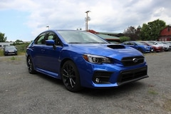 New 2019 Subaru WRX Limited Sedan in Brattleboro, VT