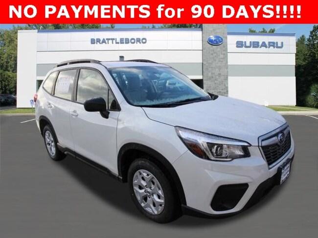 New 2020 Subaru Forester Base Model SUV in Bangor