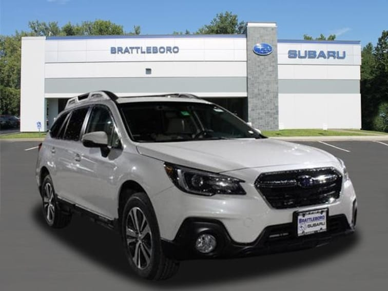 New 2019 Subaru Outback 3.6R Limited SUV Brattleboro Vermont