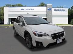 New 2020 Subaru Crosstrek Limited SUV in Brattleboro, VT