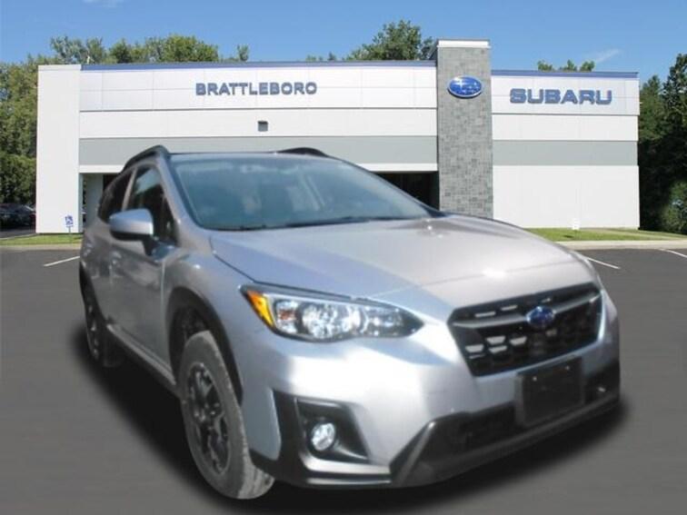 New 2019 Subaru Crosstrek 2.0i Premium SUV Brattleboro Vermont