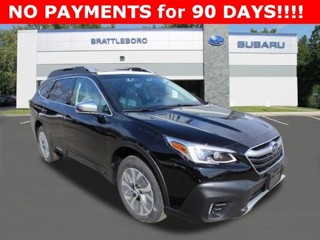 New 2020 Subaru Outback Touring XT SUV in Bangor