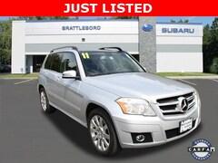 Used 2011 Mercedes-Benz GLK GLK 350 4matic® SUV in Brattleboro, VT