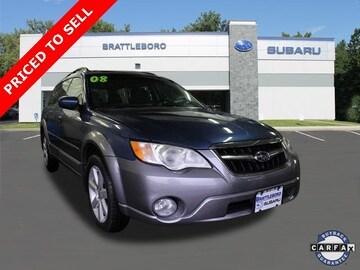 2008 Subaru Outback Wagon