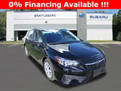 New 2020 Subaru Impreza Base Trim Level 5-door in Brattleboro, VT