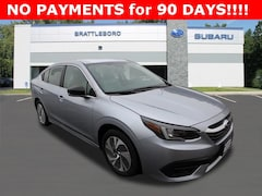 New 2020 Subaru Legacy Base Model Sedan in Brattleboro, VT