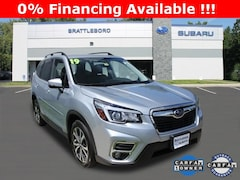 Used 2019 Subaru Forester Limited SUV in Brattleboro, VT
