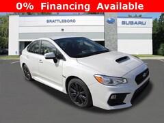 New 2020 Subaru WRX Base Trim Level Sedan in Brattleboro, VT