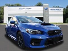 New 2019 Subaru WRX Limited Sedan in Brattleboro, VT