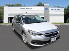 New 2020 Subaru Impreza Base Trim Level 5-door in Brattleboro, VT