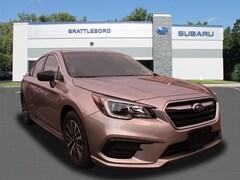 New 2019 Subaru Legacy 2.5i Sedan in Brattleboro, VT