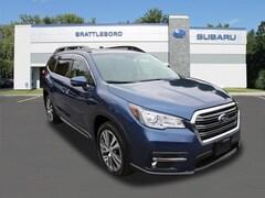 Certified 2019 Subaru Ascent Limited SUV in Brattleboro, VT