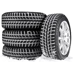 ALL NEW SNOW TIRES