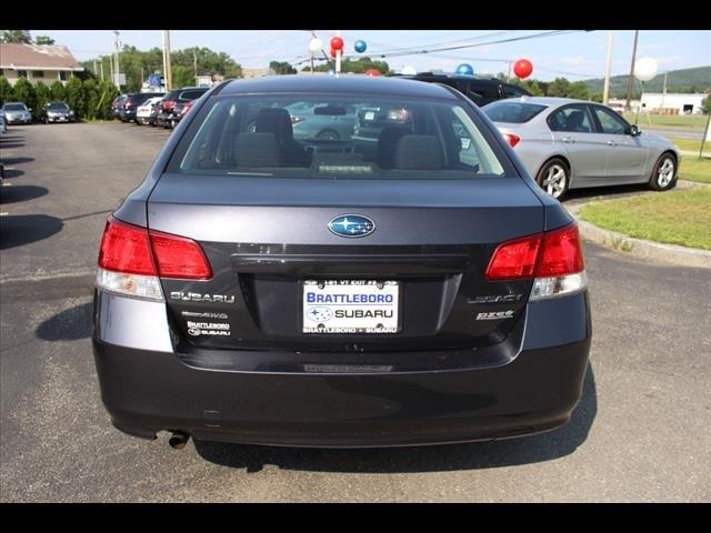 2013 Used Subaru Legacy For Sale Brattleboro, VT | Vin: 4S3BMBA69D3039721