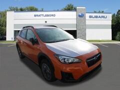 New 2020 Subaru Crosstrek Base Model SUV in Brattleboro, VT