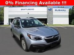 New 2020 Subaru Outback Base Trim Level SUV in Brattleboro, VT