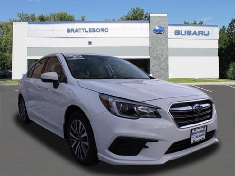 New 2019 Subaru Legacy 2.5i Premium Sedan Brattleboro Vermont
