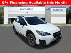 New 2020 Subaru Crosstrek Base Trim Level SUV in Brattleboro, VT
