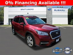 Certified 2020 Subaru Ascent Limited SUV in Brattleboro, VT