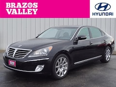 2013 Hyundai Equus Signature Sedan