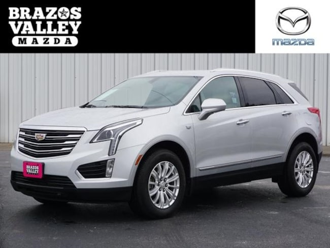 Used 2017 Cadillac Xt5 For Sale Bryan Tx