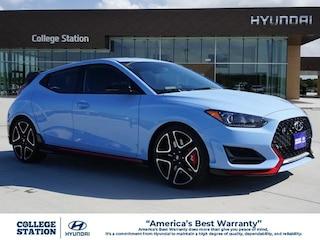 2020 Hyundai Veloster N N Hatchback