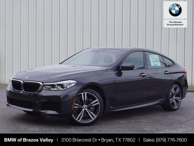 New 2018 Bmw 640i For Sale At Brazos Valley Hyundai Vin