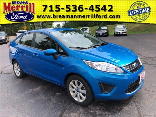Used Vehicle Inventory | Breaman Merrill Ford in Merrill