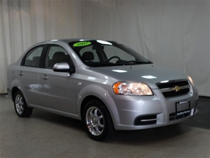 Used 2007 Chevrolet Aveo For Sale At Bredemann Family Of