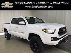 2017 Toyota Tacoma SR5 4WD Truck Double Cab