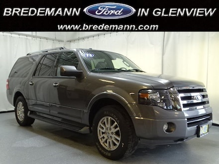 2013 Ford Expedition EL Limited 4WD SUV