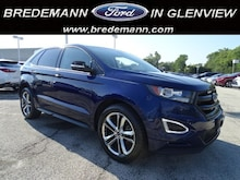 2016 Ford Edge Nav Sport AWD SUV