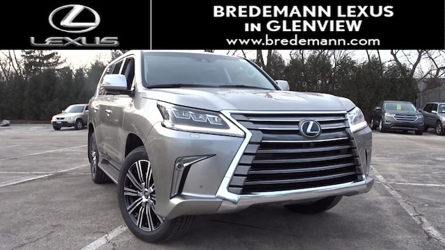 New 2019 LEXUS LX 570 For Sale at Bredemann Family of Dealerships