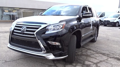 New 2019 LEXUS GX 460 For Sale at Bredemann Family of