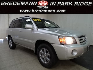 2006 Toyota Highlander AWD/4C - 1-OWNER *FREE TOYOTA INSPECTION & WTY!!! SUV