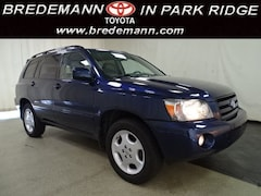 2007 Toyota Highlander LIMITED W/3ROW LEATHER/MRF- FREE INSPECTION!!! SUV